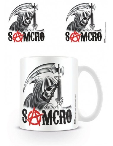 Taza SAMCRO Reaper - Sons of Anarchy
