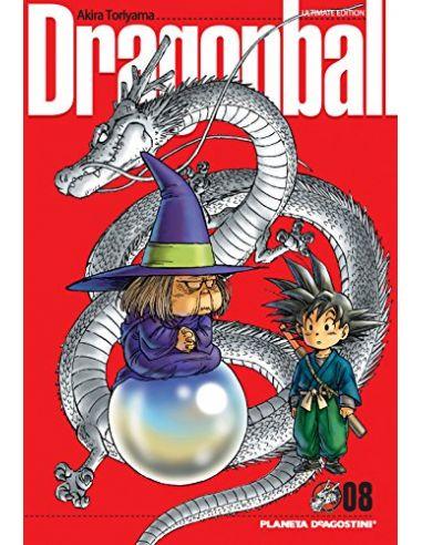 DRAGON BALL Nº08/34 PDA