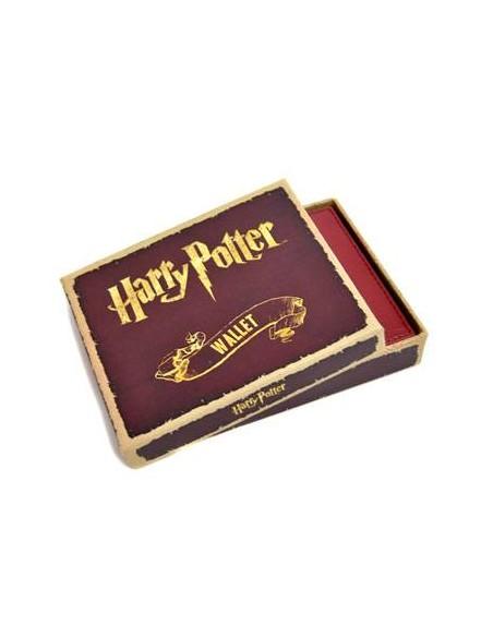 Cartera Andén 9 3/4 - Harry Potter