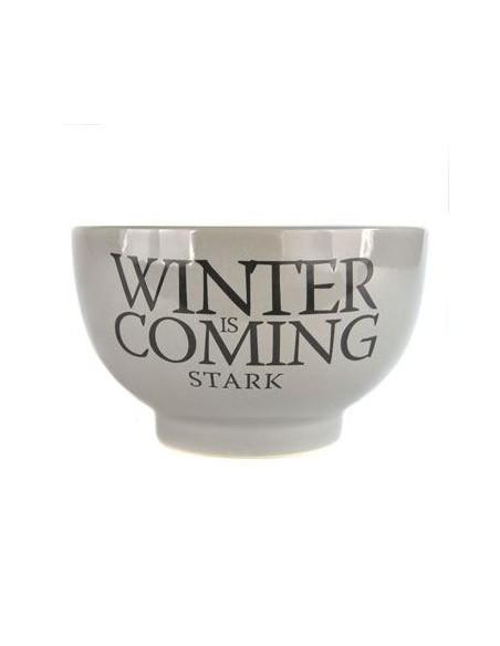 Bol casa Stark - Juego de Tronos