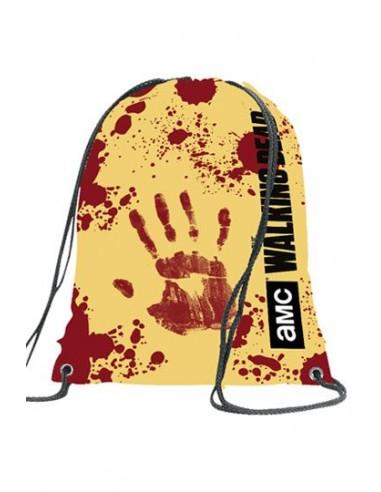 Bolsa de deporte Sangrienta - The Walking Dead