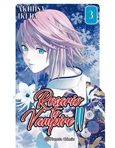 ROSARIO TO VAMPIRE II Nº03/14