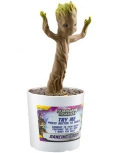 Figura Dancing Groot interactiva con sonido - Guardianes de la Galaxia