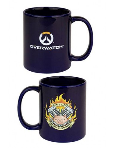 Taza Roadhog - Overwatch