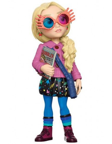 Rock Candy - Figura Luna Lovegood - FUNKO - Harry Potter