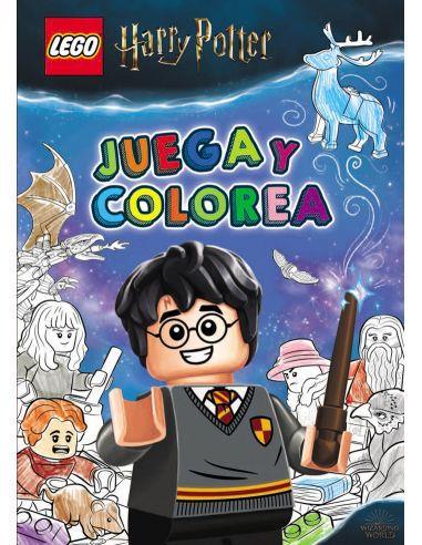 Lego Harry Potter: Juega y Colorea