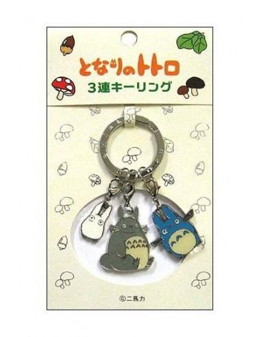 Llavero metálico Group A - Mi vecino Totoro