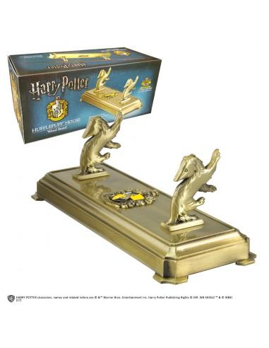 Soporte para varitas Hufflepuff - Harry Potter