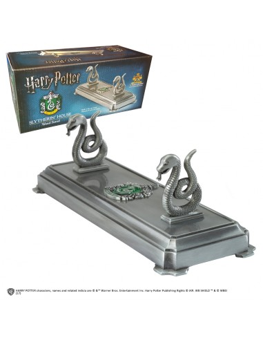 Soporte para varitas Slytherin - Harry Potter