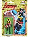 Figura Capitana Marvel 9,5 cm Marvel Legends Retro - Marvel