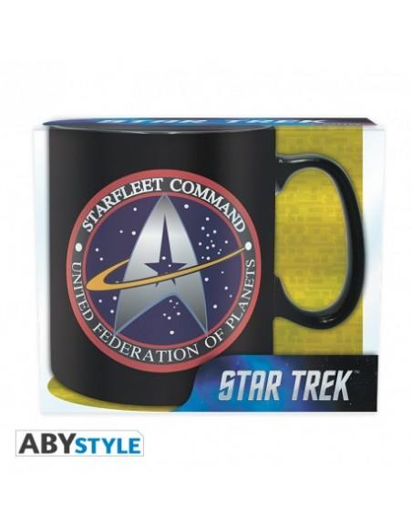 Taza Comando Flota Estelar - Star Trek