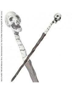 """Varita de Mortífago """"Cráneo"""" - Reliquias de la Muerte - Harry Potter"""