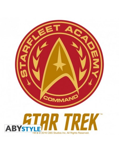 Vaso Academia Flota Estelar - Star Trek