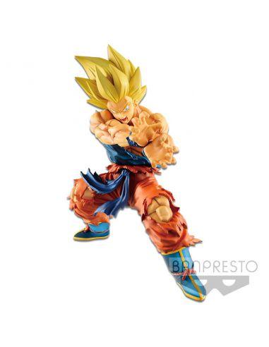 Figura Kamehameha Son Goku Dragon Ball Legends 17cm - Dragon Ball