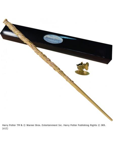 Varita de Hermione Granger - Reliquias de la Muerte - Harry Potter