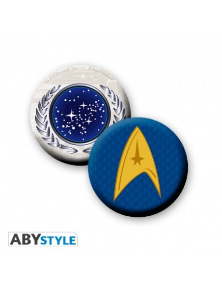 Pack Academia Flota Estelar - Star Trek