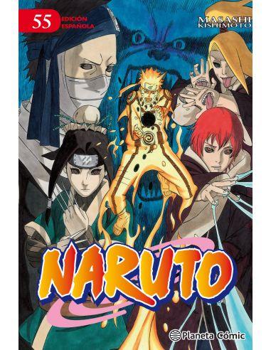 Naruto nº 55/72