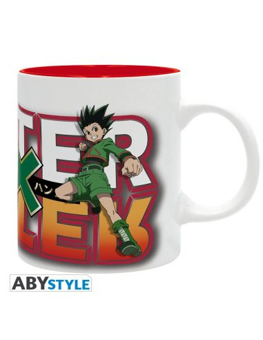 Taza Hunter x Hunter 320 ml