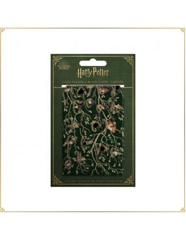 Tarjetero Familia Black - MinaLima - Harry Potter