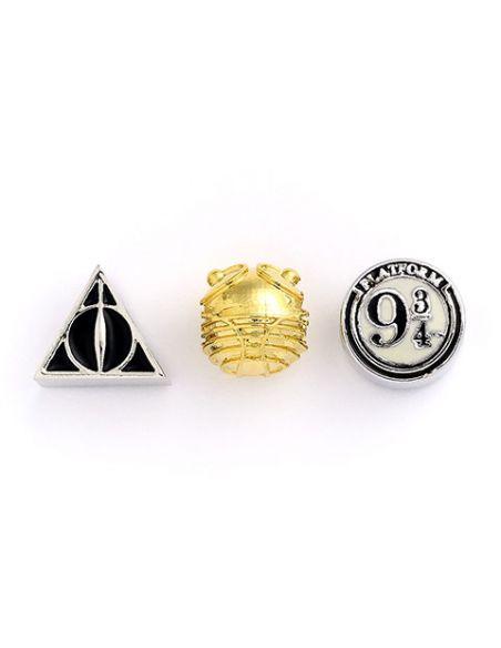 Pack Charms símbolos Harry Potter