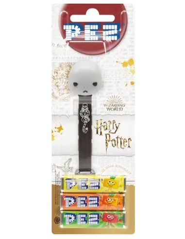Caramelos PEZ Lord Voldemort - Harry Potter