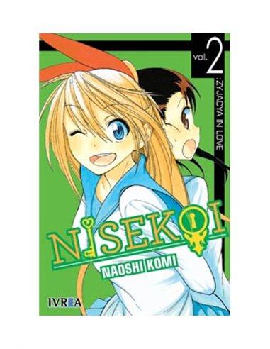 Nisekoi 02 (Comic)