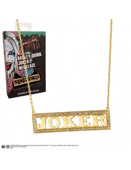 Colgante Joker - Escuadrón Suicida