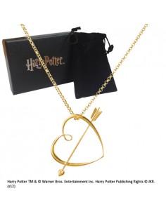 Colgante Corazón de Ron Weasley - Harry Potter