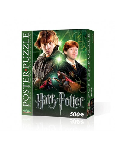 Puzzle Póster Ron Weasley - Harry Potter