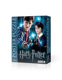Puzzle Póster Harry Potter