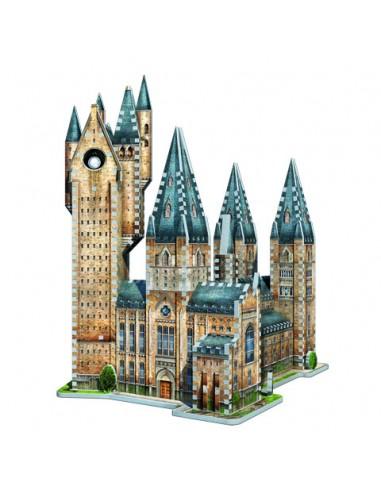 Puzzle 3D Torre de Astronomía castillo Hogwarts - Harry Potter