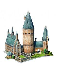 Puzzle 3D Gran Salón castillo Hogwarts - Harry Potter