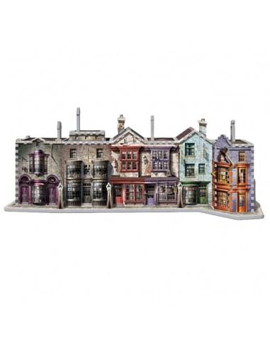 Puzzle 3D Callejón Diagon - Harry Potter