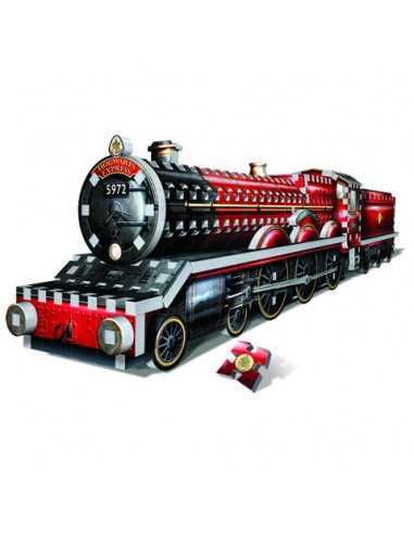 Puzzle 3D Hogwarts Express - Harry Potter