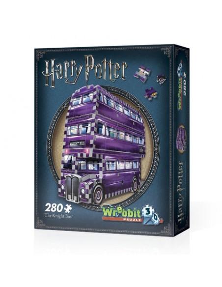 Puzzle 3D Autobús Noctámbulo - Harry Potter