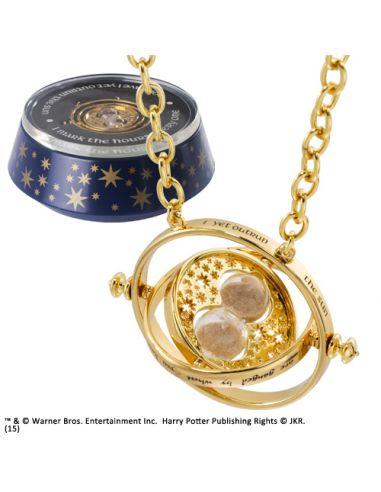 Giratiempos de Hermione Granger con Expositor edición especial - Harry Potter