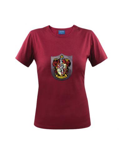 Camiseta de Hermione Granger escudo Gryffindor - Harry Potter