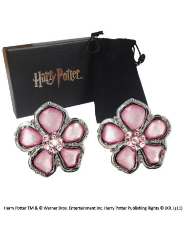 Pendientes Yule Ball Hermione Granger 'Plata' - Harry Potter
