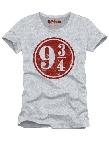 Camiseta Andén 9 3/4 - Harry potter