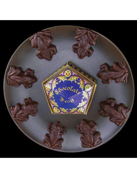 Molde Ranas de Chocolate - Harry Potter