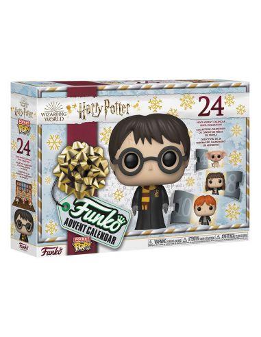Pocket POP! Calendario de adviento Harry Potter 2021 - Calendario Funko Harry Potter