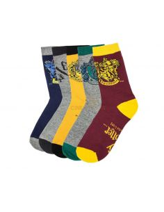 Pack Calcetines Hogwarts - Harry Potter