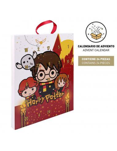 Calendario de adviento Harry Potter de Joyería y Accesorios - Harry Potter