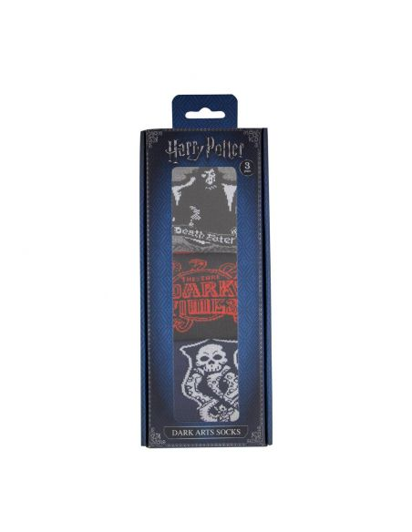 Pack Calcetines Artes Oscuras - Harry Potter