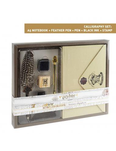Pack regalo Harry Potter caligrafía - Harry Potter