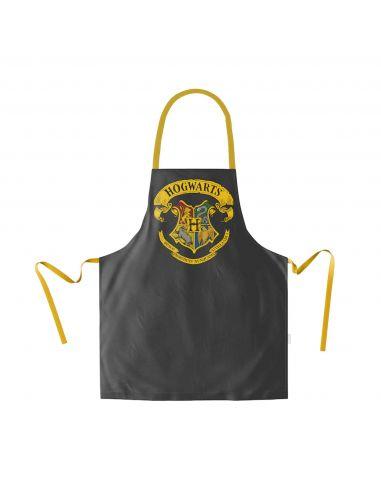 Delantal escudo Hogwarts - Harry Potter