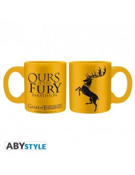 Pack 2 tazas expreso Casas Targaryen & Baratheon - Juego de Tronos