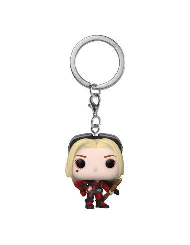 Llavero FUNKO POP! Harley Quinn A - Escuadrón Suicida