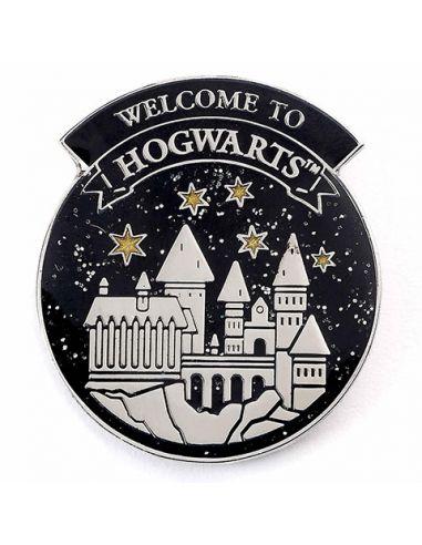 Pin castillo Hogwarts - Harry Potter