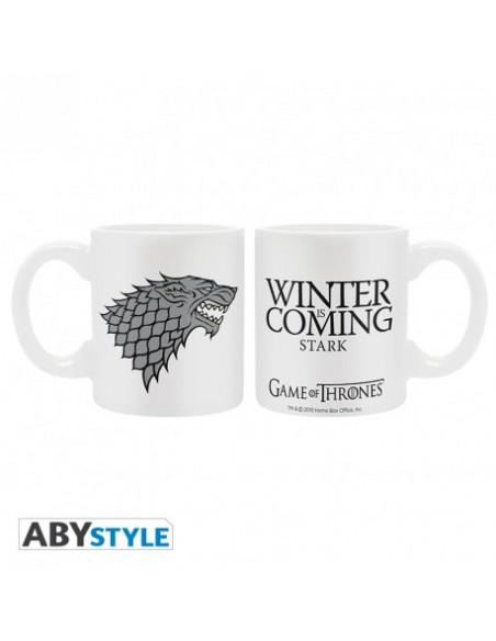 Pack 2 tazas expreso Casas Stark y Lannister - Juego de Tronos